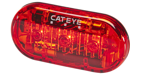 CatEye Omni 3 TL-LD135 Sicherheitslampe Rot